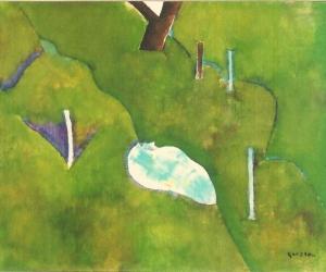 Kert / Jardin, 1999
